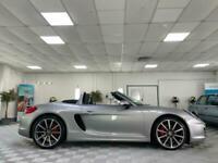 2014 Porsche Boxster 3.4 S 24V PDK Auto Convertible Petrol Automatic