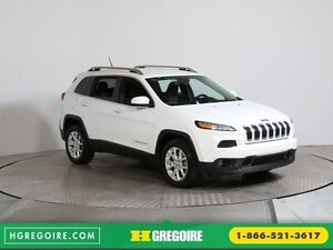 2014 Jeep Cherokee NORTH V6 AUTO A/C GR ÉLECT MAGS BLUETHOOT CAM