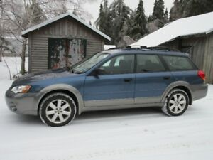 2006 Subaru Outback Wagon (reduce for quick sale)