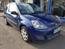 2006 FORD FIESTA 1.25 STYLE CLIMATE 3 DOOR MANUAL 44K MOT AUG 2018