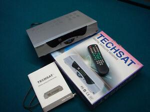 techsat digital satellite receiver
