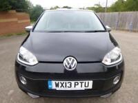 VW Up UP BLACK
