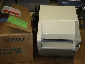 Hymat Paper Towel dispenser.  Brand New, Never used.