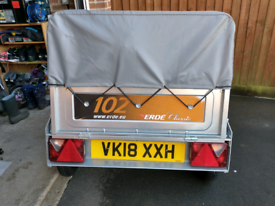 Erde 102 trailer for sale
