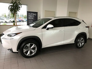 Fully Loaded Like New 2016 Lexus NX 200t SUV - Lease Takeover London Ontario image 1