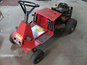 Wanted: Parts for a Toro 1984 8-32 Riding mower