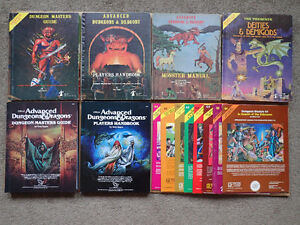WANTED Dungeons & Dragons + Other Roleplaying Games RPG old new Kitchener / Waterloo Kitchener Area image 2