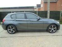 2013 BMW 1 Series 116d Sport 5dr HATCHBACK Diesel Manual