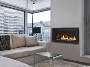 Fireplaces 9 floor models ( only 3 left)  Save upto 50% NGas/Lp