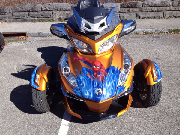 Used 2014 Can-Am Spyder