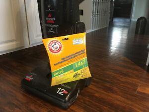 Bissell Powerforce vacuum works excellent!