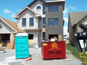 Prince Edward County Bin Rentals by Load-N-Lift Disposal