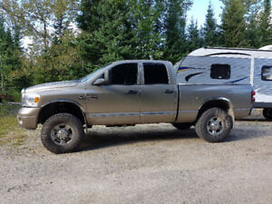 2007 3500 laramie 5.9 6 speed may trade