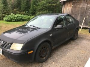 2001 Jetta 2L Parts Car or Drive It