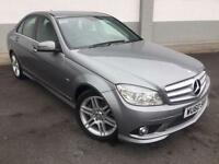 2010 60 MERCEDES-BENZ C250 2.1CDI BLUE F AUTO CDI SPORT ONLY 40000 MILES
