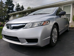 2009 Honda Civic DX Sedan 116k 5 Speed