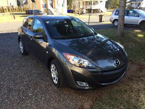 Mazda Mazda3 Sport Hatchback GX 2010