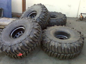 Super Swamper Tires 39.5x13.50R16LT, IROK Radial Tire