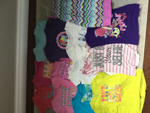 Girls small size (5-6) summer clothes