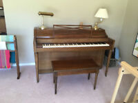 PIANO with experience