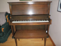 Heintzman upright piano!