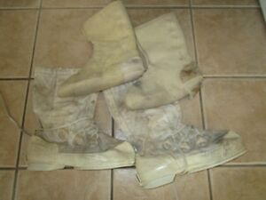 MILITARY MUCLUC BOOTS