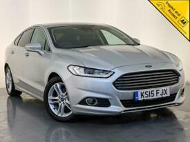 image for 2015 FORD MONDEO TITANIUM TDCI AUTO SAT NAV LEATHER INTERIOR 1 OWNER SVC HISTORY