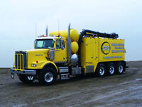 Hydrovac Operators/Drivers and Swampers