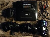 Sega Genesis and games for sale. Pick up only.