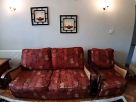 Settees/sofas from Collins & Hayes