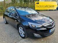 2011 Vauxhall Astra 1.4 16v SRi 5dr +Low insurance +ULEZ +Petrol
