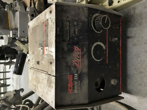Hobart olympic 22A wire feeder welding / soudure