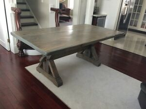 Rustic live edge barnboard tables cabinets benches doors