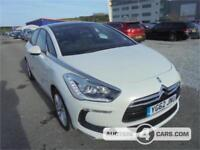 2012 Citroen DS5 1.6 e HDi Airdream DStyle 5dr EGS 5 door Hatchback
