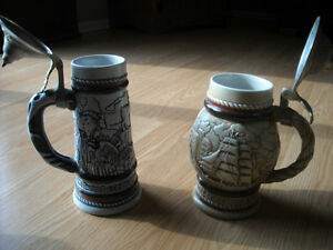 HANDCRAFTED DECORATIVE BEER STEINS Kitchener / Waterloo Kitchener Area image 2