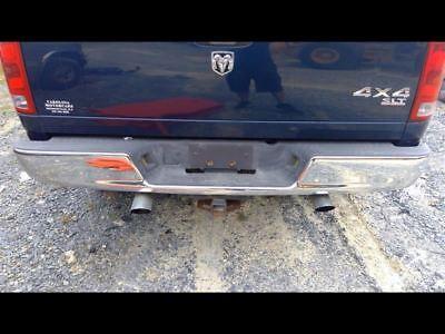 Rear Bumper Step Bumper Chrome Fits 04-09 DODGE 2500 PICKUP 292832