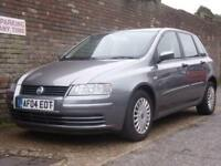 Fiat Stilo 1.4 16v Air Con Active 2004(04) 5 Door Hatchback