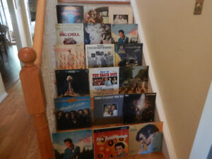 Classic Rock Vinyl Record Covers Only Zeppelin, Beatles etc 60