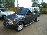 2005 55 Reg Land Rover Discovery 3 2.7 TDV6 Auto SE ( 68000 Miles )