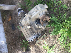 Chevy 1500 electronic transfer case