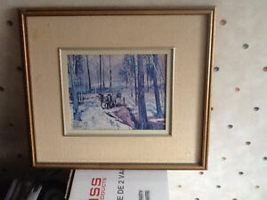 Peter Ertel Synder limited edition print 240/250 Kitchener / Waterloo Kitchener Area image 1