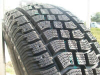 4 Winter Tires and Rims 235 65 18 for a Nissan Murano