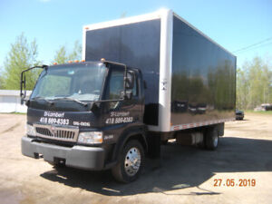 Camion CF 600