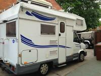 Fiat Ducato 4 birth