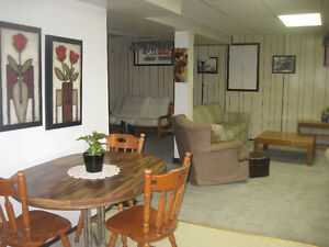BASEMENT SUITE IN TOWN OF TOFIELD