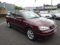 Vauxhall/Opel Astra 1.7CDTi 16v 2003MY Club
