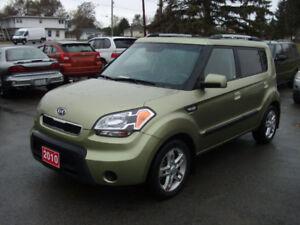 2010 Kia Soul 2u Sedan