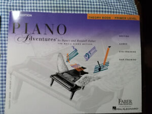 Sell piano book