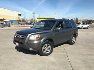 2007 Honda Pilot, 4WD, 8 pass, certified, 3/Y warranty available