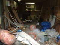 Garbage/junk/rubbish removal